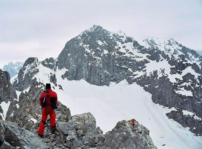 On the Ocnjak summit