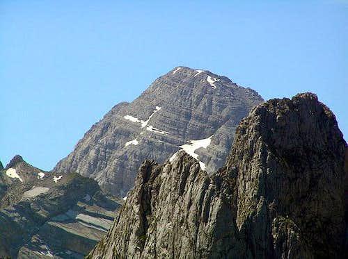 Maja Jezerce (2694 m) ,...