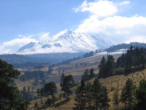 Nevado de Toluca from the...