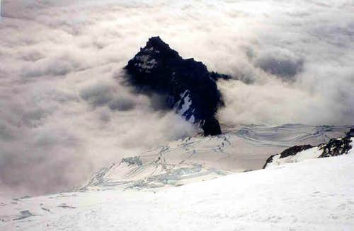 Little Tahoma from Above
