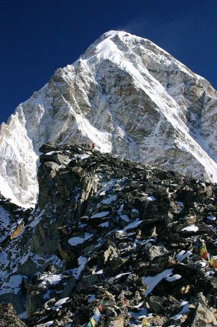 Summit of Kala Patar with...