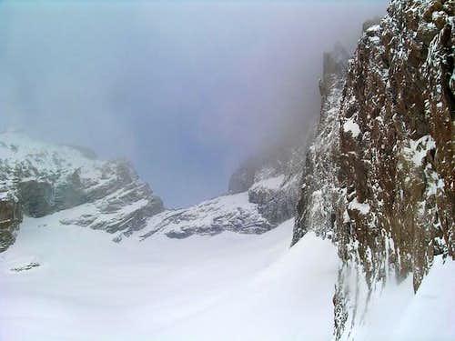 Brèche de la Meije (3.357 m)....
