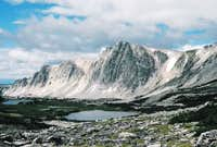 Medicine Bow Peak View