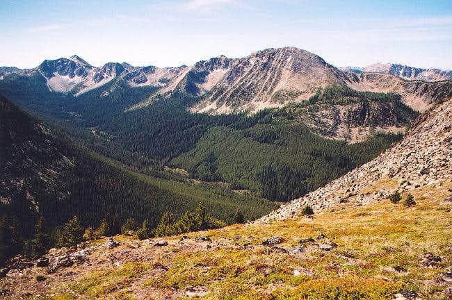 Freds Mountain and Glory...