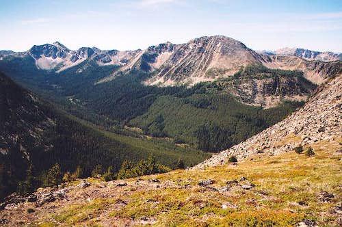 Freds Mountain