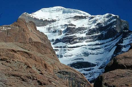 Kailash-west side