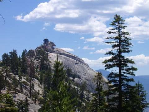 Sequoia National Forest Fire Lookouts
