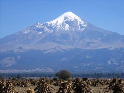 Pico de Orizaba from...