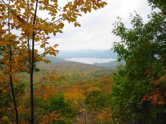 View of Lake George from the...