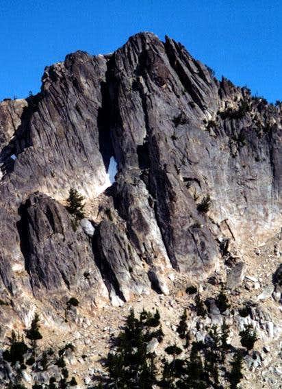 Steele Mountain- North Face