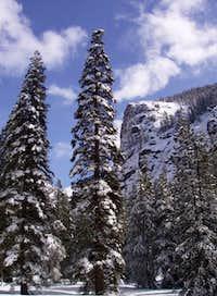 The Watchtower in Winter