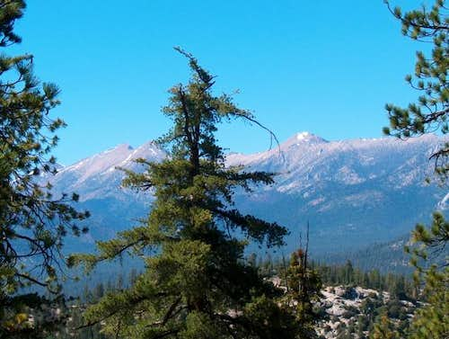 Another view of Florence Peak...