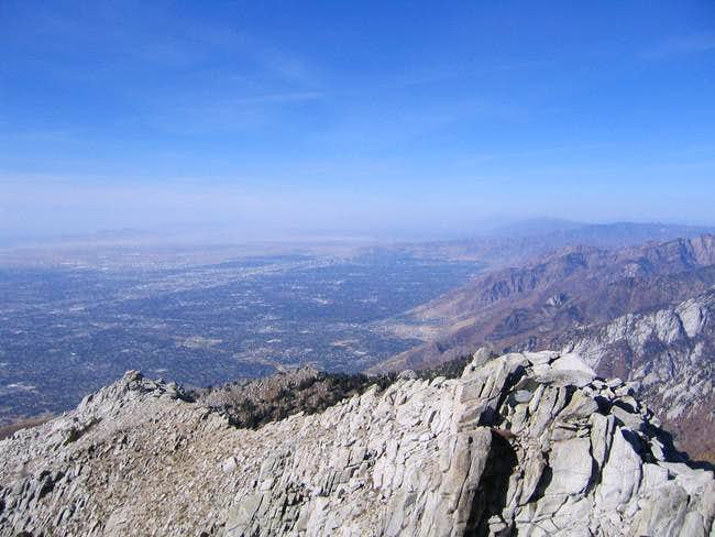 Boulder ridge approach to...