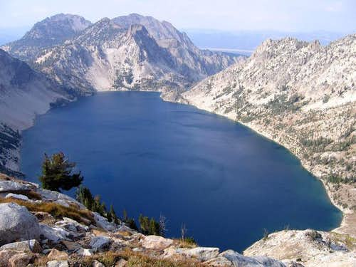 Sawtooth Lake - Courtesy of...