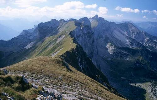 View from Rofanspitze (2259...