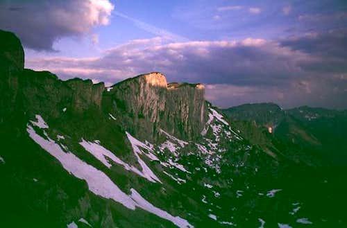 Klobenjochspitze (2041 m)...