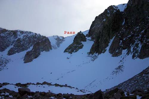Correct Couloir for...