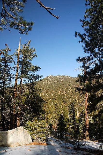 Mount Waterman from the...