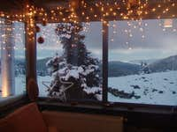 Inside the hut of M.Defner