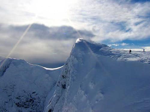 The peak of Gerondovrachos...