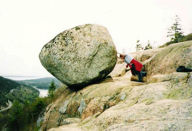 Erratic Rocks
