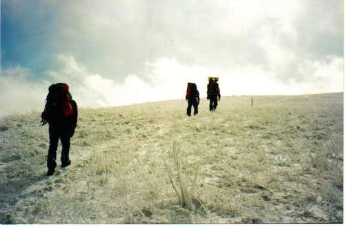 Hump Mt