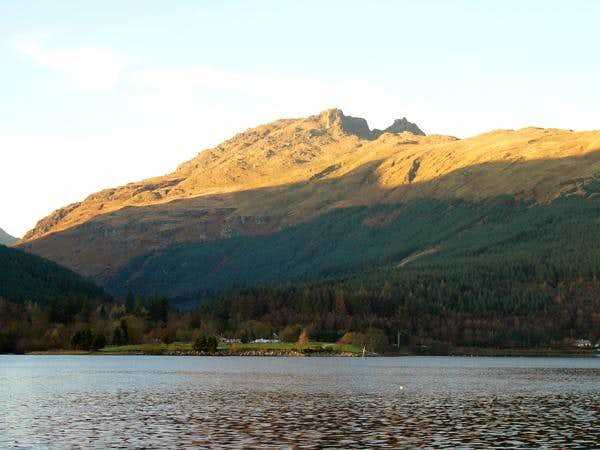 This is The Cobbler as seen...