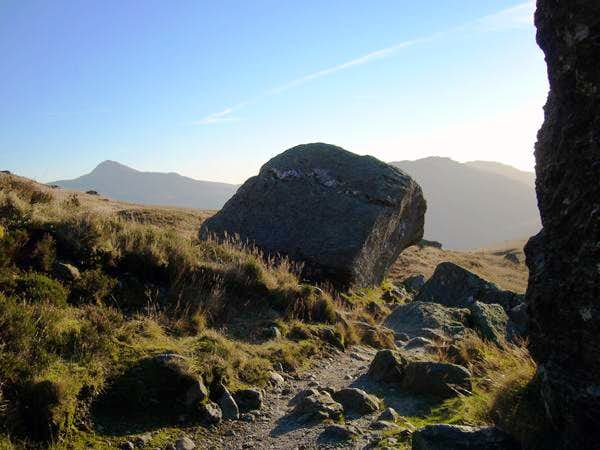 The Narnairn boulders are a...
