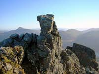 These are the summits famous...