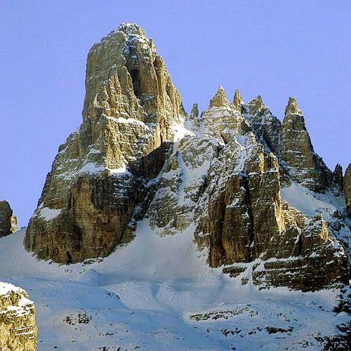 Torre di Brenta and Sfulmini...