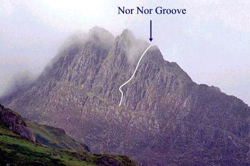 Nor Nor Groove route on...