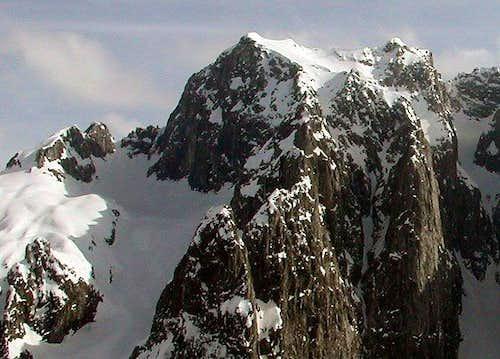 Volusnica (1879 m) summit...