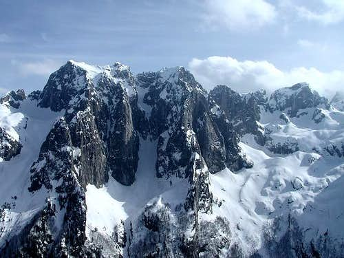 Volusnica  summit view