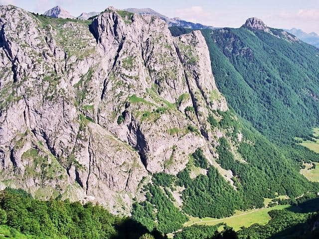 Volusnica massif
