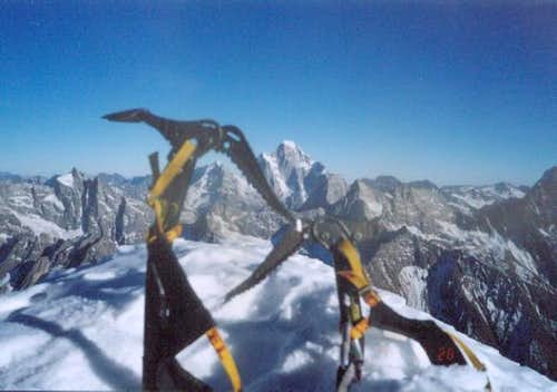 Steeple Summit Picture. The...