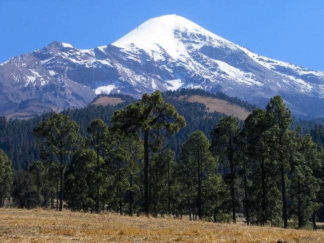 View of Pico de Orizaba from...