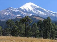 View of Pico de Orizaba from...
