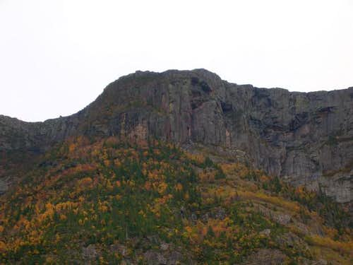 view of one the three summit