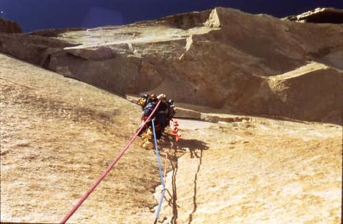 Yours truly leading pitch 16...