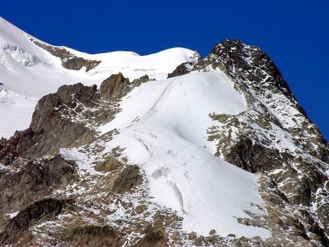 Le petit Mont Blanc (3424 m)