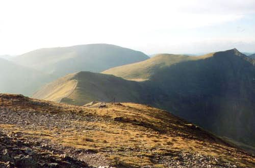Hopegill Head to Grisedale...
