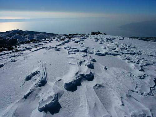 this is second highest peak...