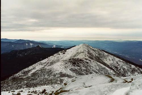 Mt. Lincoln in winter from...