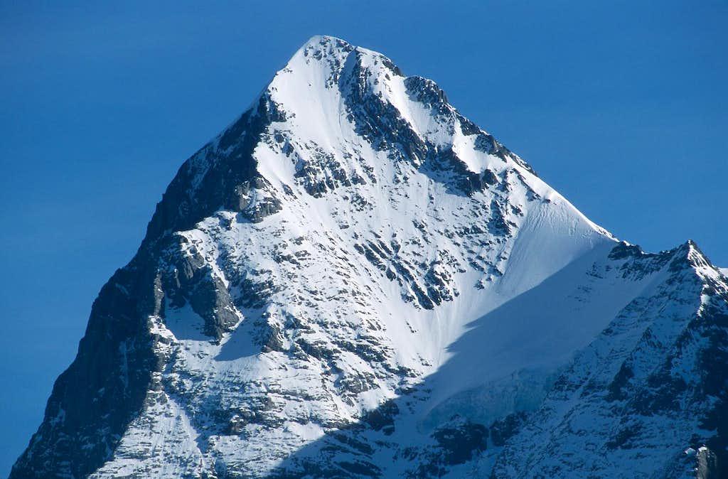 Eiger west side