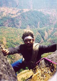 Up, from the Mulicha Patch