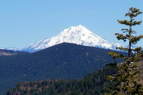 Mt Jefferson from Iron...