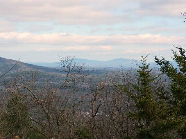 Shot of Pack Monadnock and...