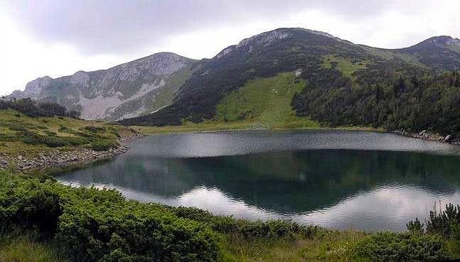Beautiful Ursulovacko Jezero...