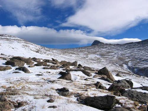 Looking towards Mt Evans\'...