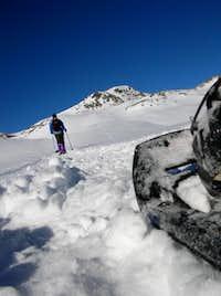 snowshoes picture. Jan 2006.